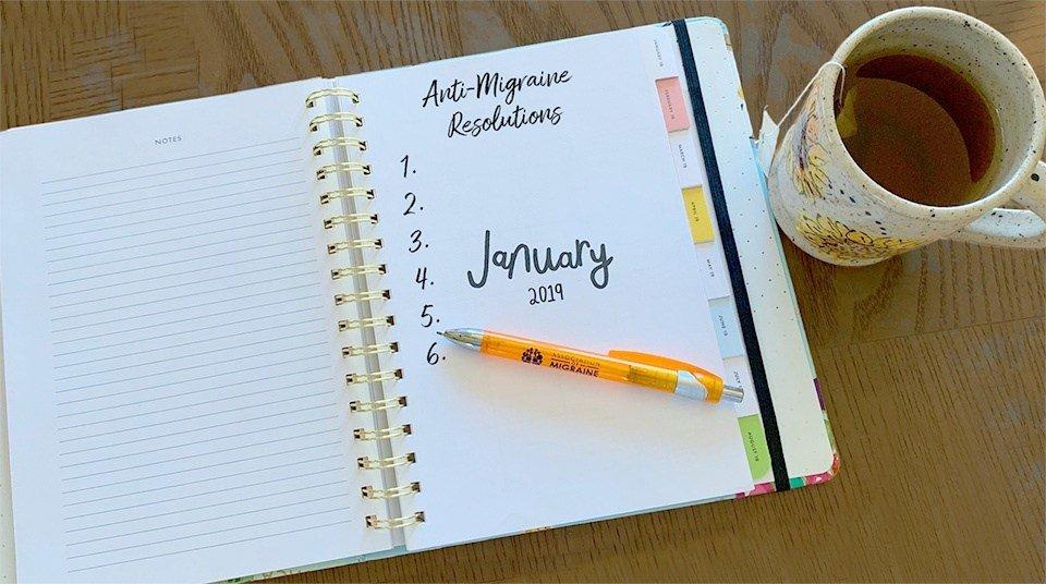 Anti-Migraine New Year's Resolutions – Strategies To Overcome Your Migraine Disease